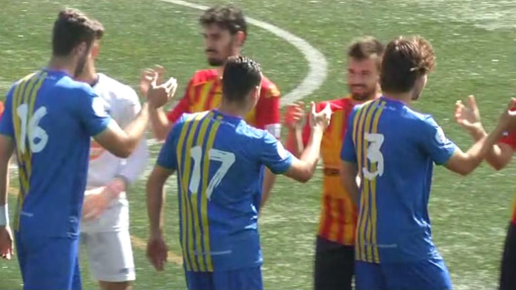 El Sant Andreu guanya el Vilafranca