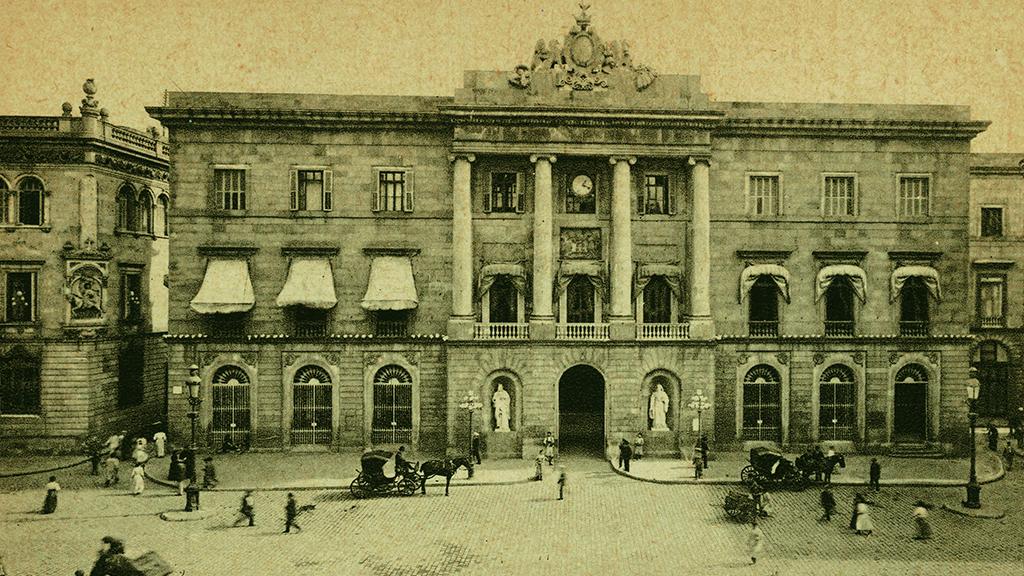ajuntament 1900-1910