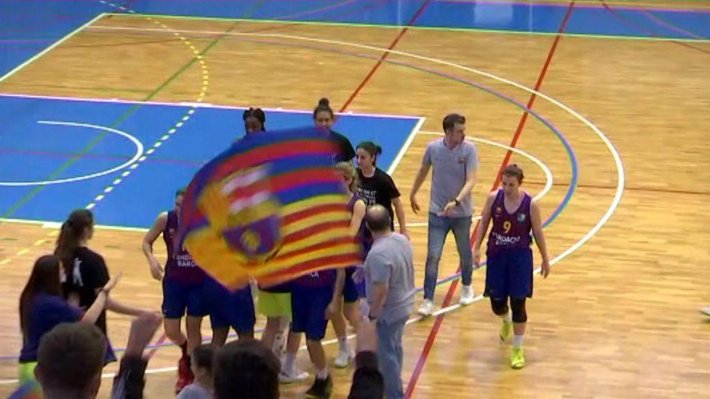 El Barça CBS jugarà el play-off d'ascens