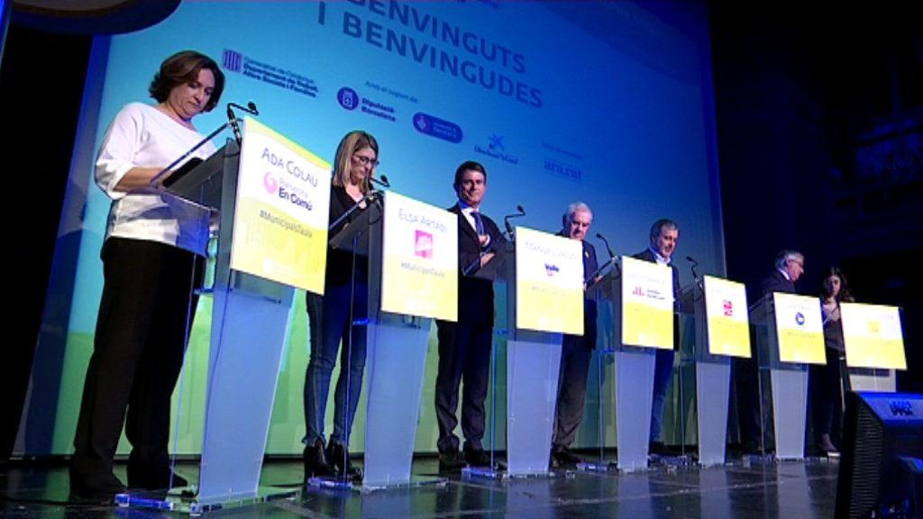 Candidats eleccions municipals 2019