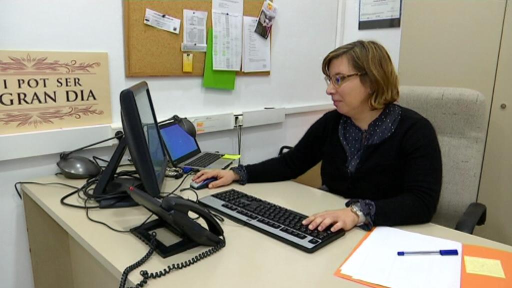 Alicia Ozores, assessora jurídica a la Fundació Comtal.