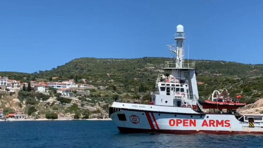 Open Arms Grècia