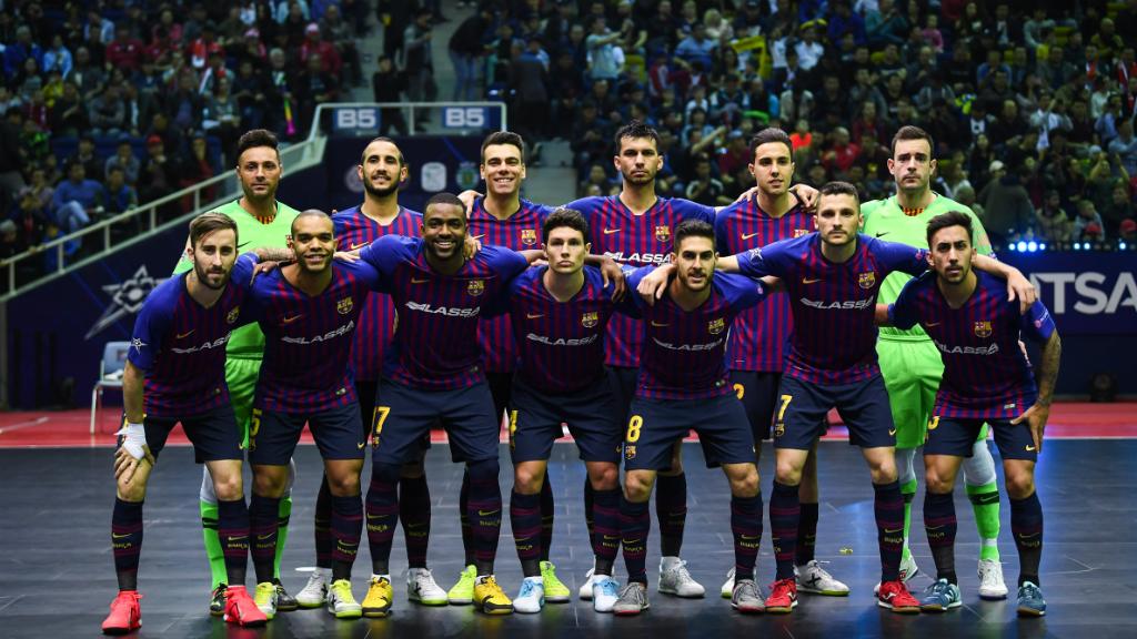 Barcelona de futbol sala