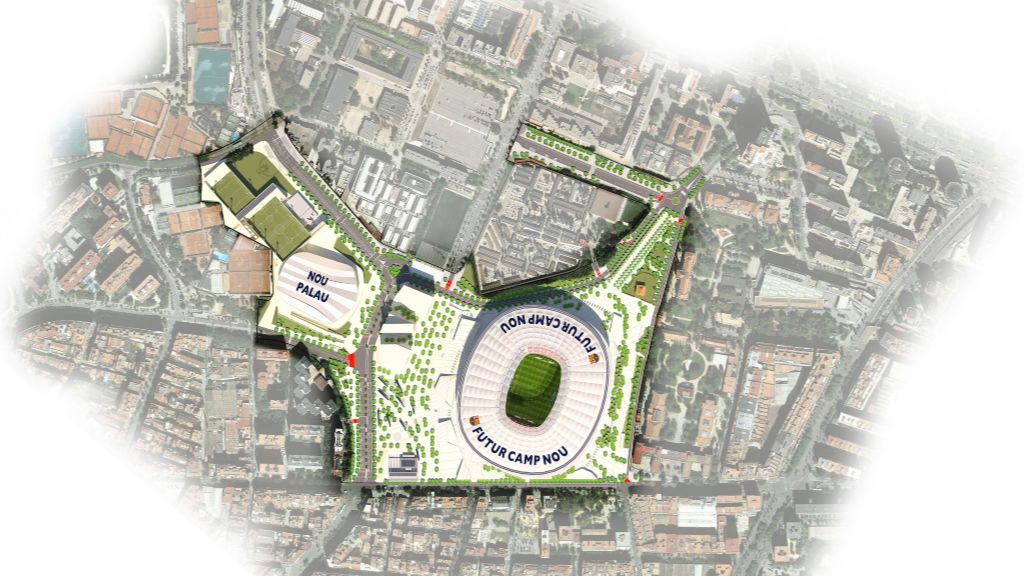 Espai Barça Camp Nou