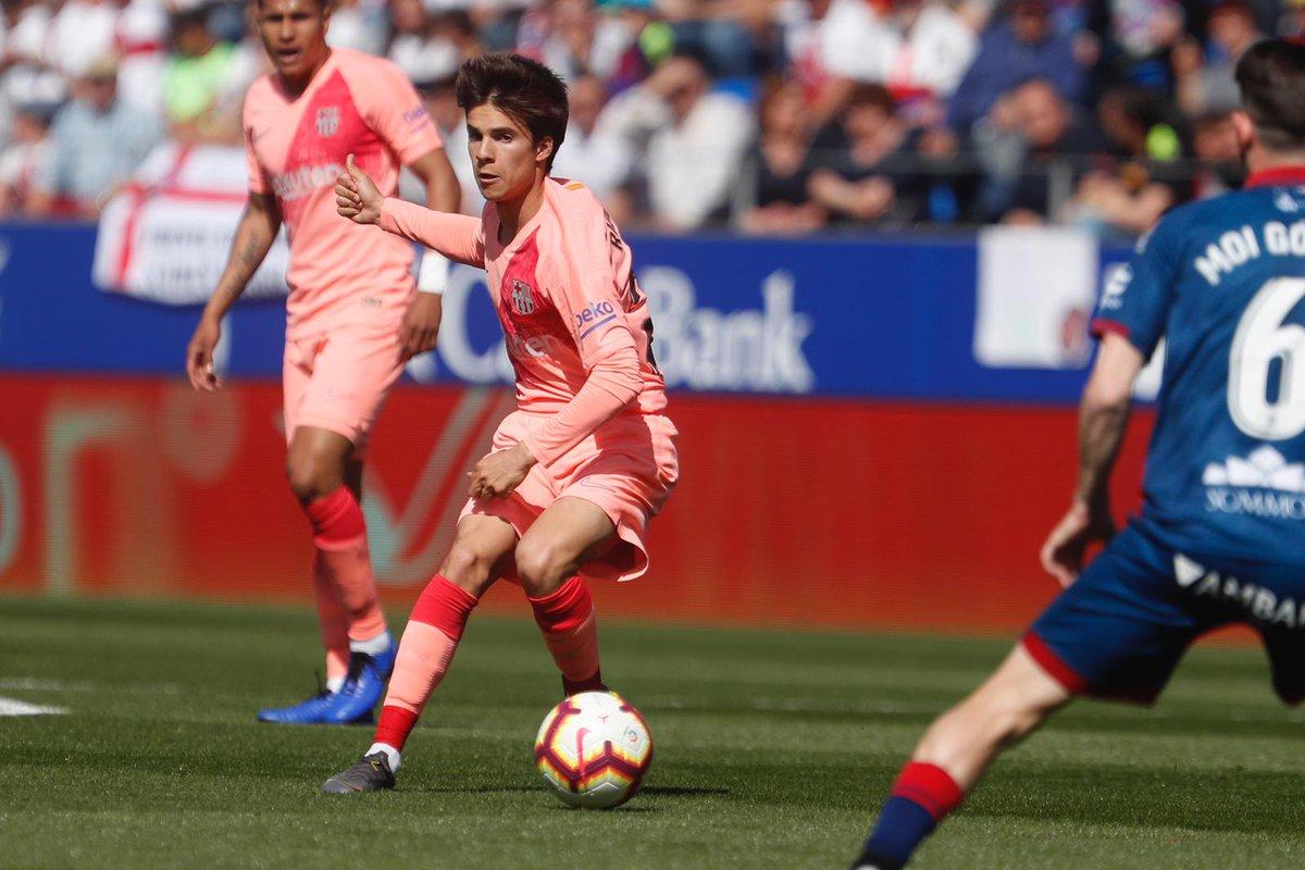 Osca Barcelona Primera Divisió