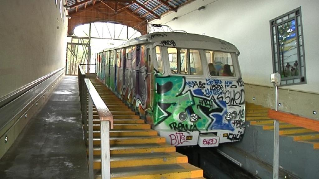 el Funicular del Tibidabo