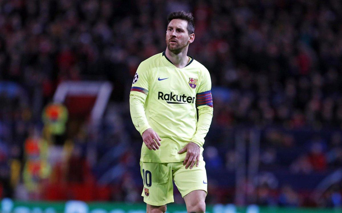 Messi no té cap lesió greu al nas