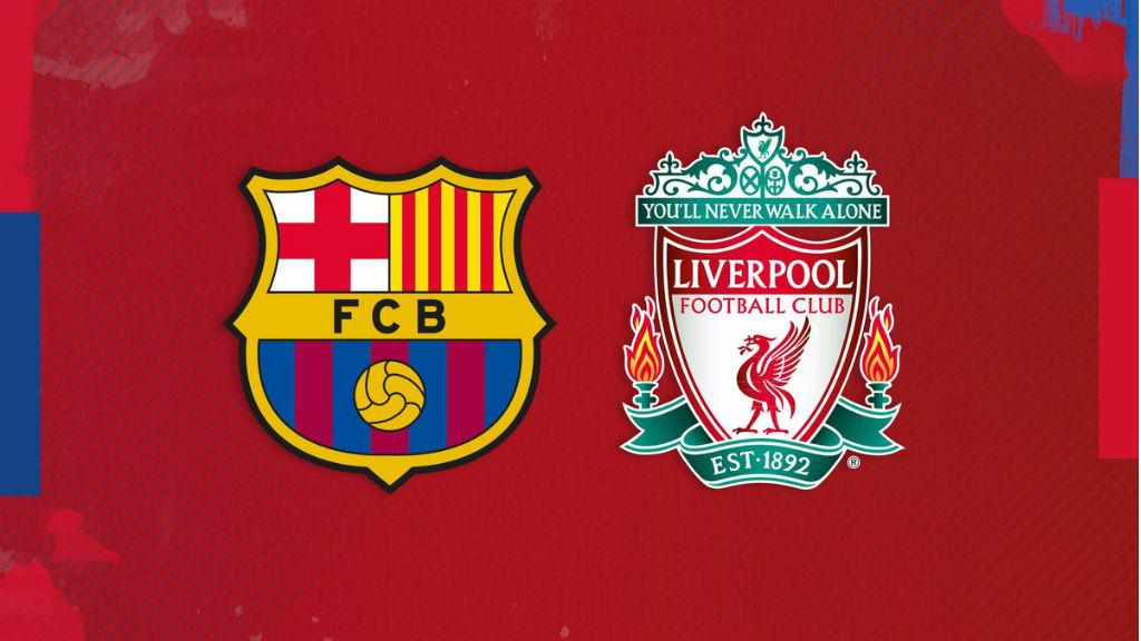 Barça - LIverpool, semifinals Champions