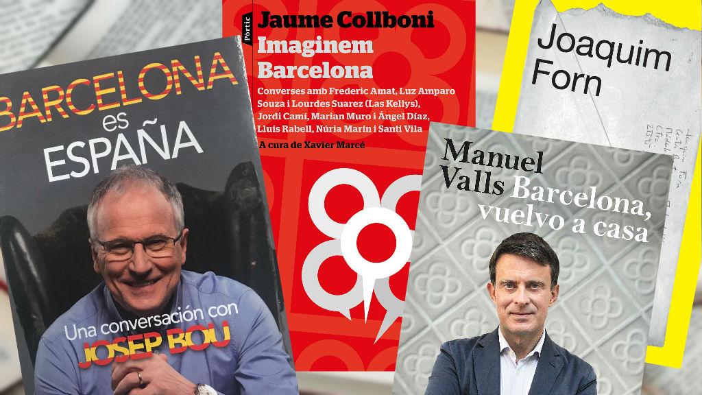 Llibres candidats Barcelona