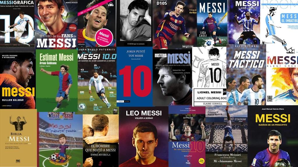 Messi llibre