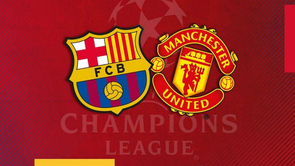 Barça i Manchester jugaran la tornada de quarts al Camp Nou