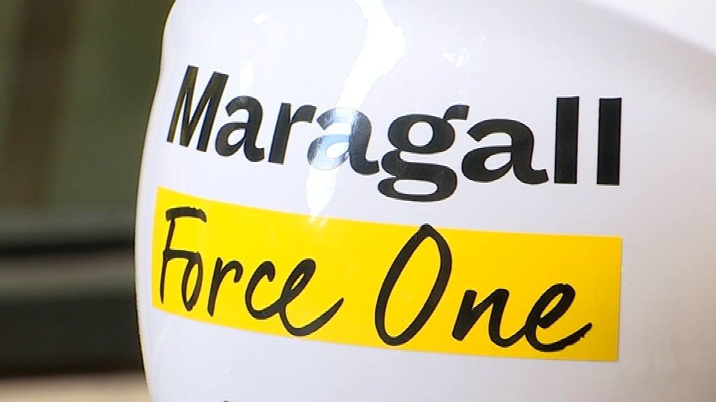 Maragall Force One