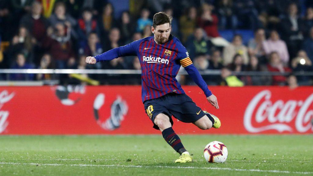 messidependència gol falta Messi Vila-real