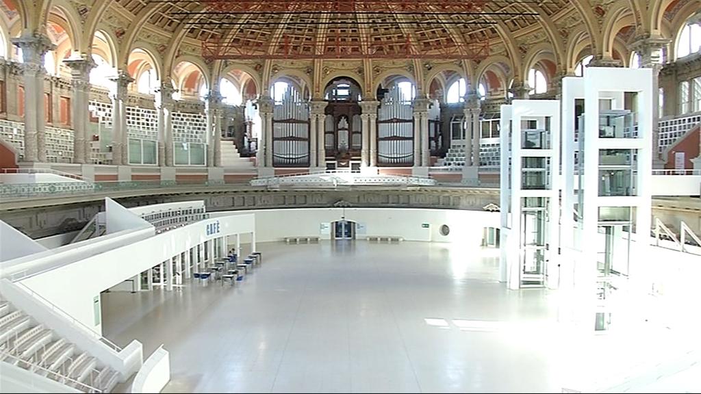 MNAC sala oval