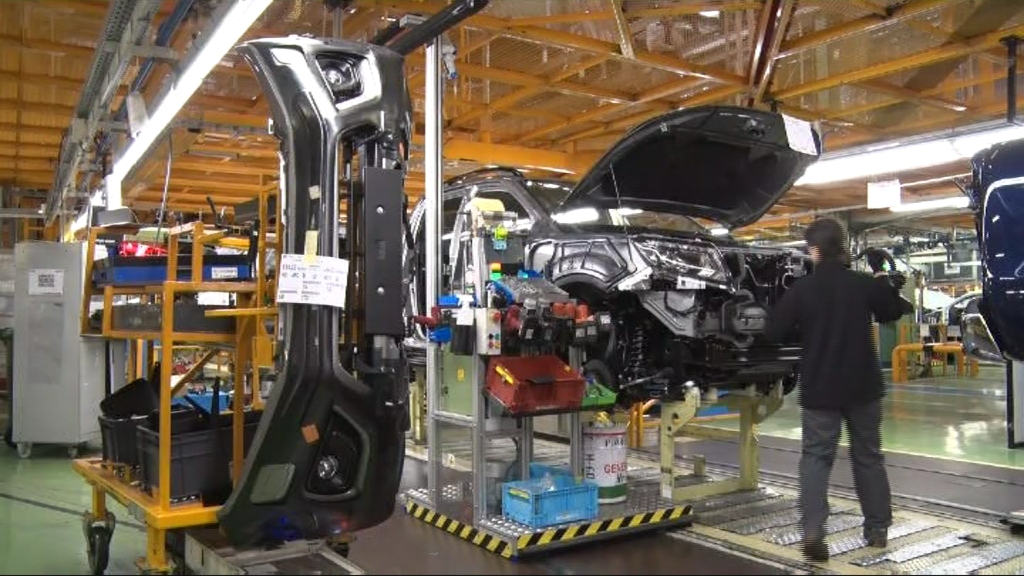 Nissan fàbrica