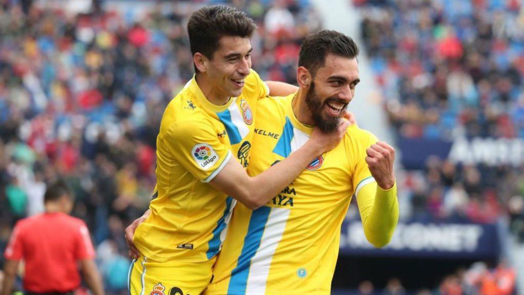 Borja Iglesias Llevant Espanyol