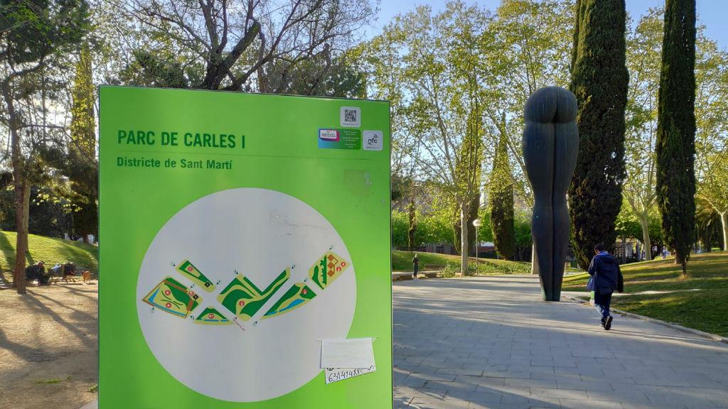 Jardins Carles I
