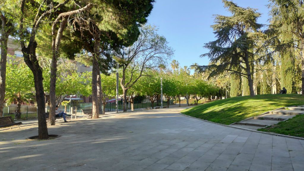 Jardins de Carles I