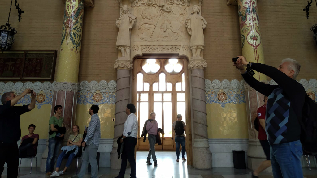 Portes obertes al Recinte Modernista de Sant Pau