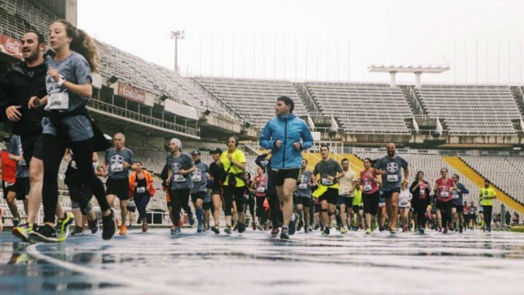 Salomon Run Barcelona 2018