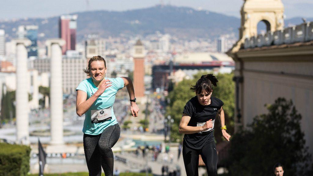 Salomon Run Barcelona 2019 Vertical