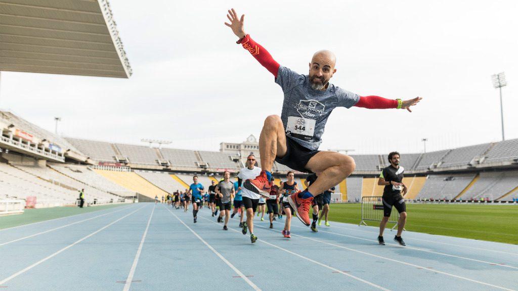 Salomon Run Barcelona 2019 Estadi Olímpic