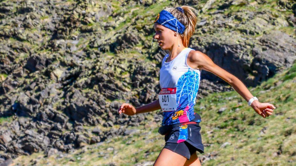 Sheila Avilés corredora trail running