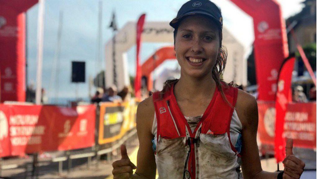 Sheila Avilés campiona món skyrunning 2017
