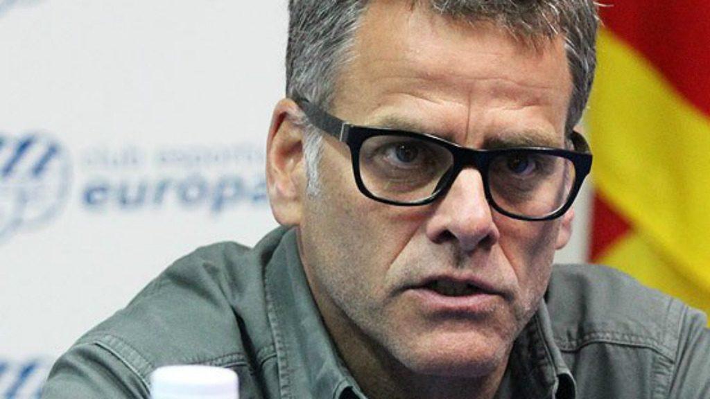 Sisena victòria CE Europa David Vilajoana