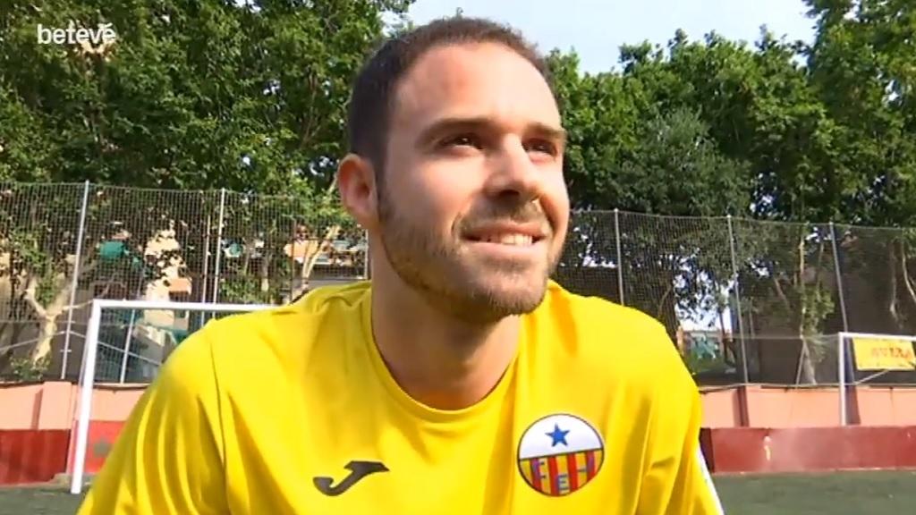 Uri Llaveria fitxa per l'Horta