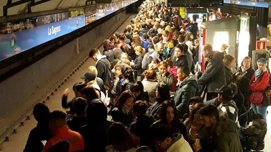 Vaga de metro