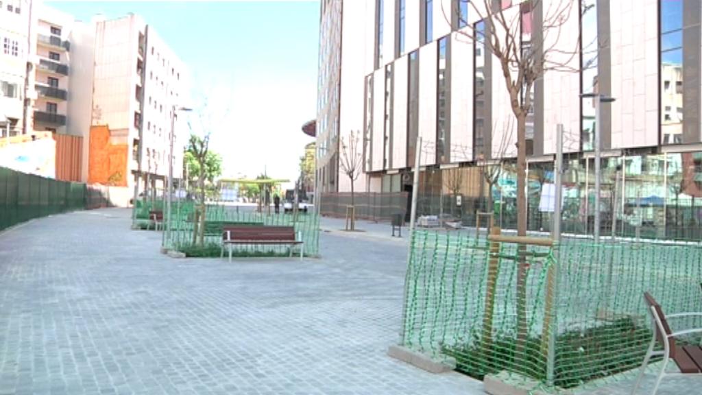 obertura carrer diputacio