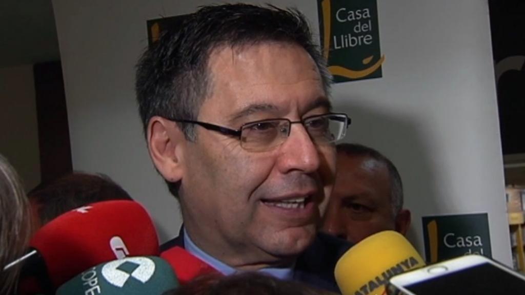 Bartomeu aposta per la continuïtat de Valverde