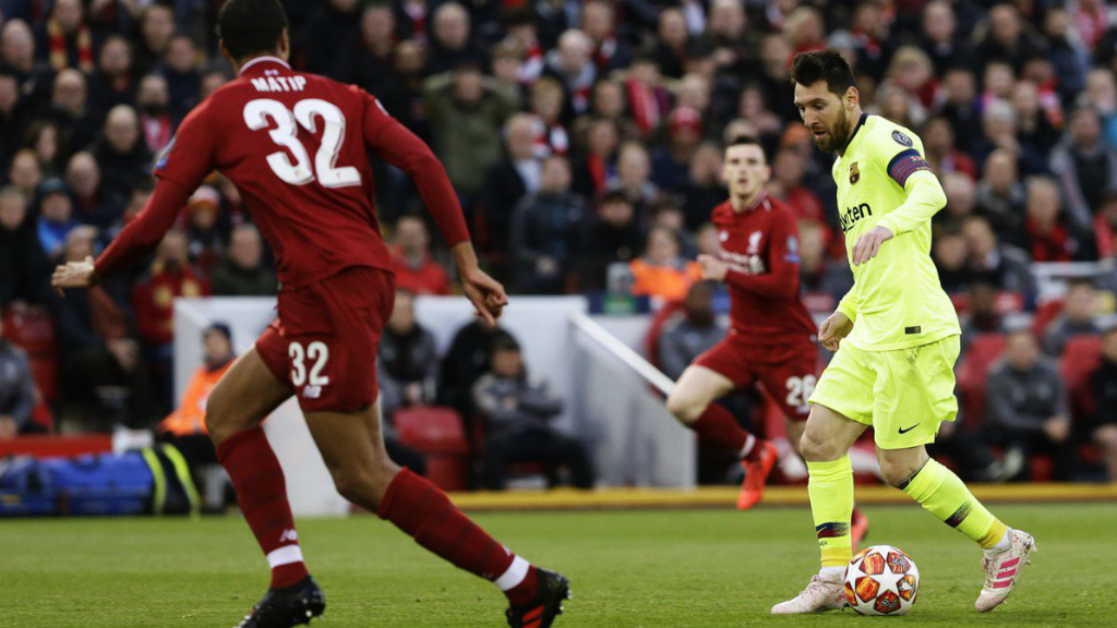 copa d'Europa Liverpool FC Barcelona