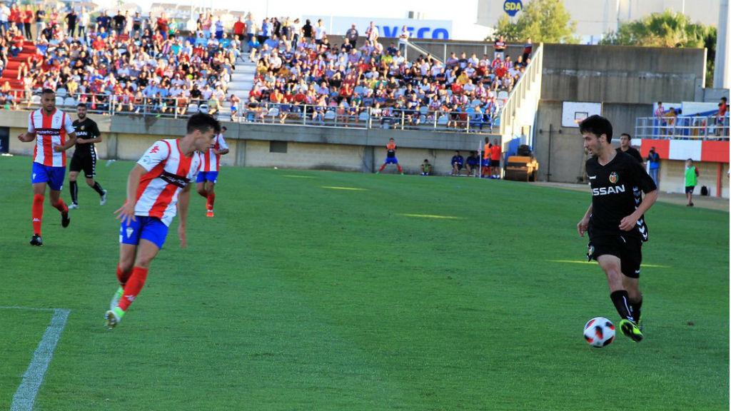 Algesires Hospitalet play off ascens Segona B