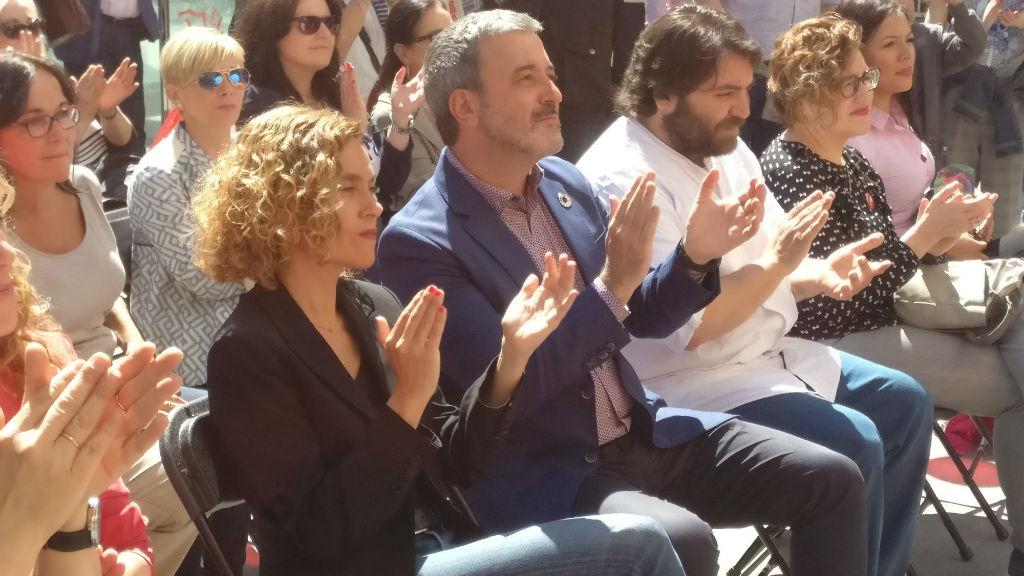 Batet i Collboni a Sant Andreu