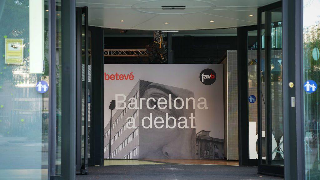 debat candidats barcelona beteve