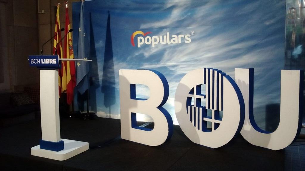 El Faristol de Josep Bou en l'acte final de campanya