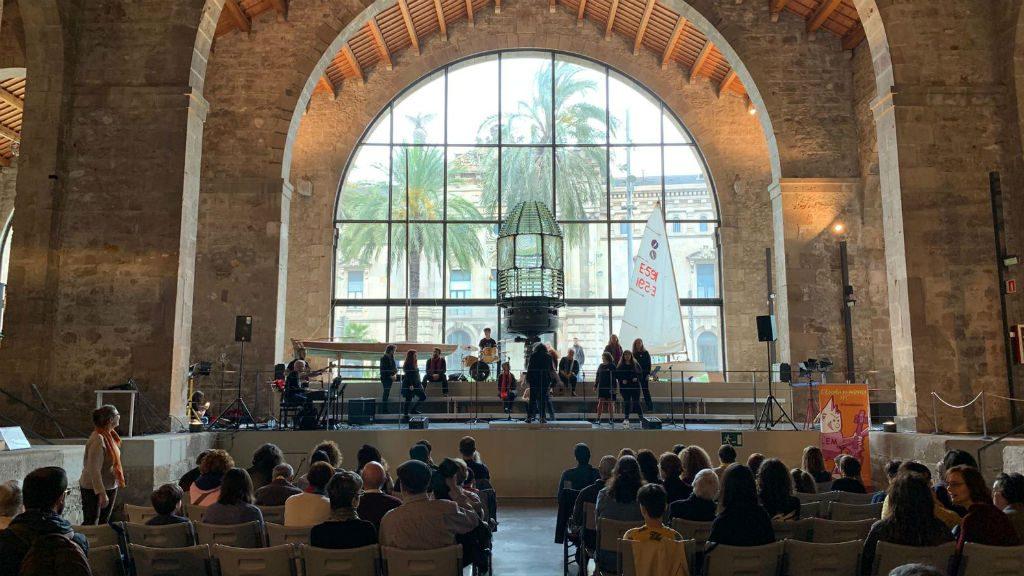 Concert al Museu Marítim