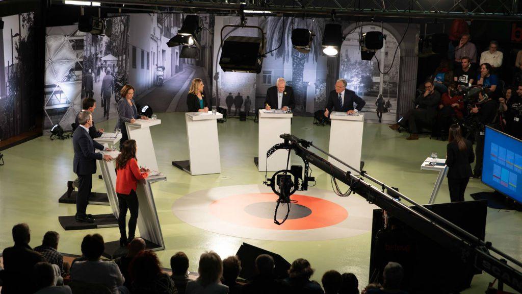 debat candidats betevé