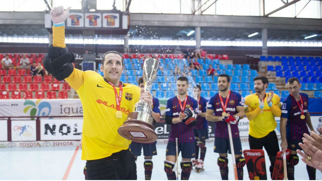 Egurrola, campió Lliga Catalana 2019