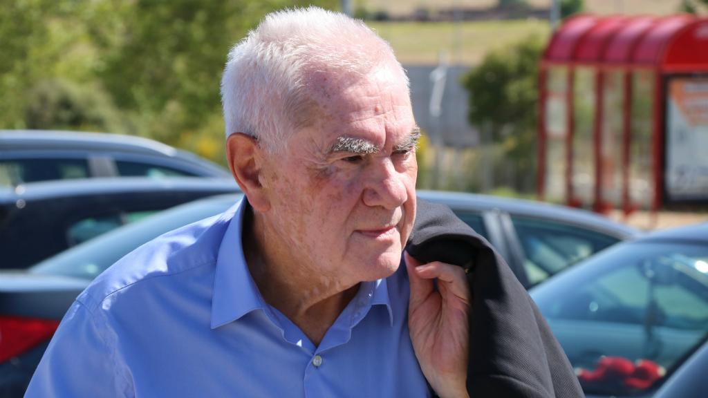 Ernest Maragall a Soto del Real
