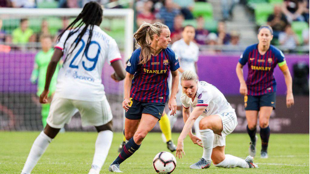 El Barça perd davant l'Olympique de Lió a la Copa d'Europa
