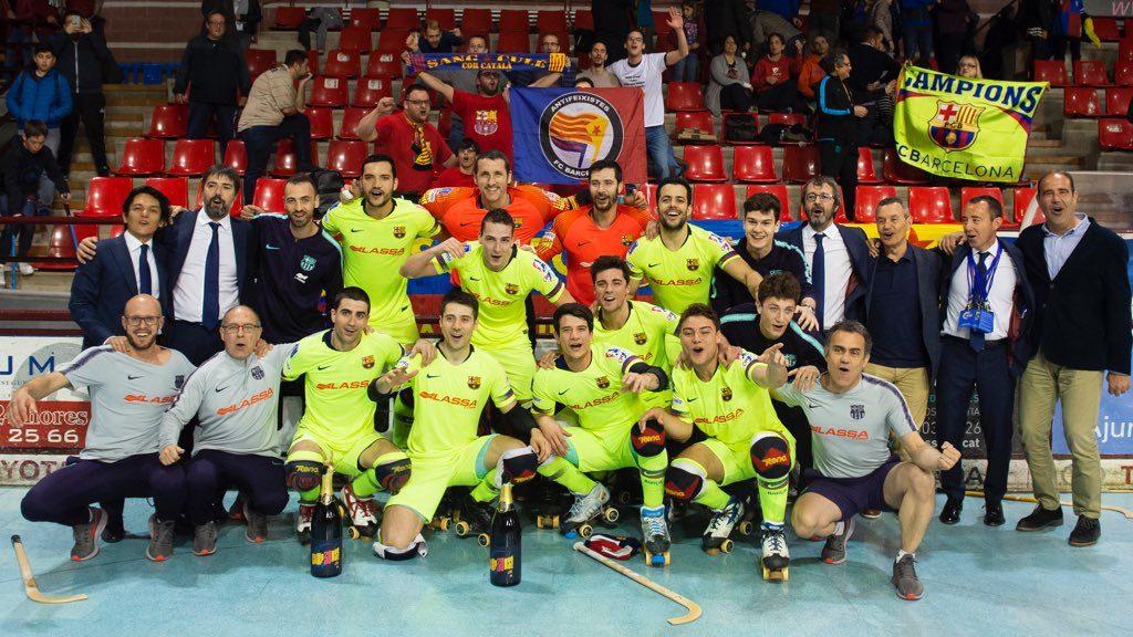 Marc Gual trajectòria campió Lliga 2019