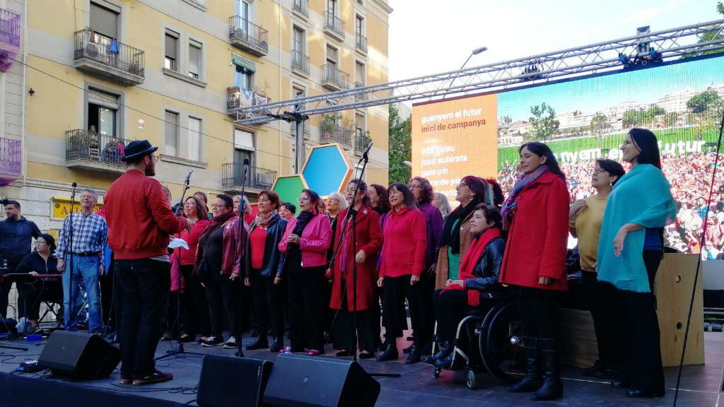 Barcelona en comú inici campanya