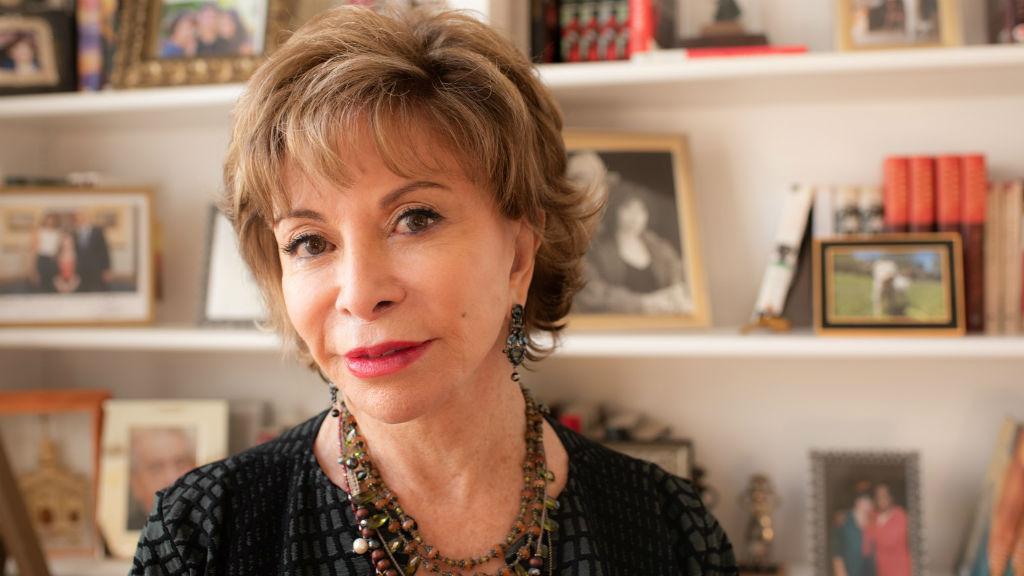 Isabel Allende escriptora