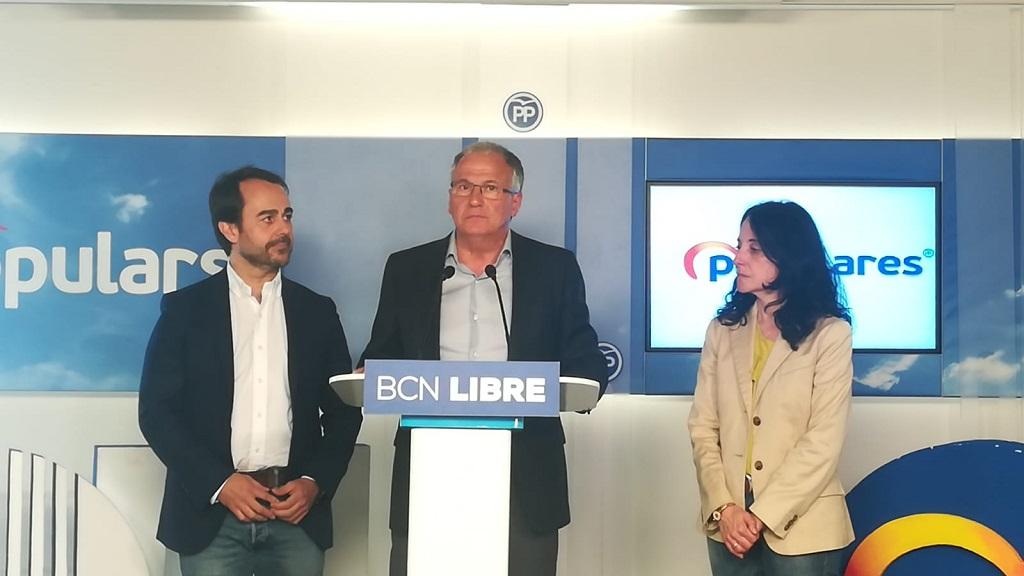 Josep Bou compareix després de l'escrutini
