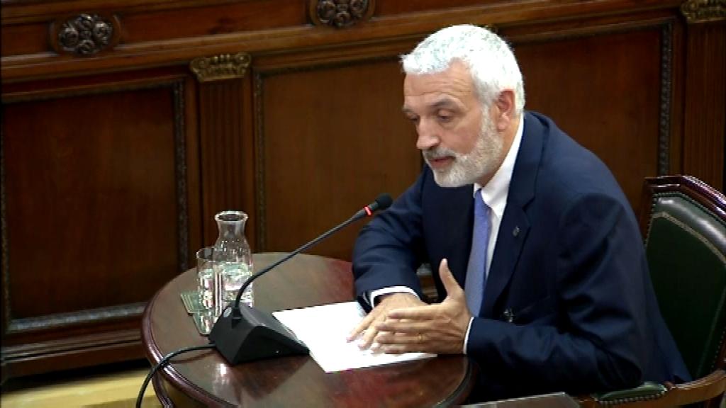 Josep Guillot al Tribunal Suprem