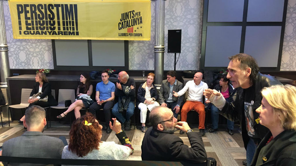 Junts per Catalunya celebra un regidor perdut pel PSC