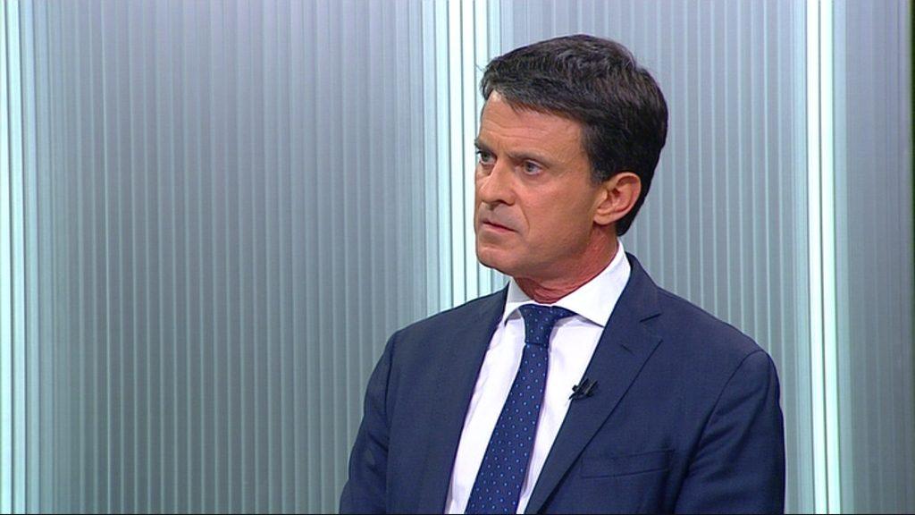Manuel Valls al bàsics